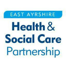 East Ayrshire Health and Social Care Logo