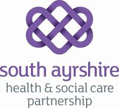 South Ayrshire Health and Social care Logo