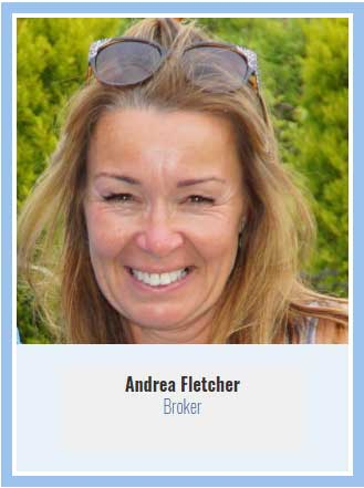 Business Card - Andrea Fletcher