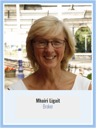 Business Card - Mhairi-Ligait