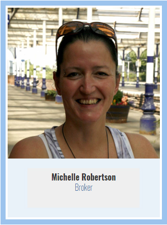 Business Card - Michelle Robertson